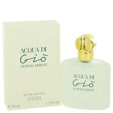 Aqua Acqua Di Gio Eau de Toilette EDT  1.7 oz by Giorgio Armani Women NIB