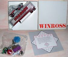 1990 Doneckers Toy Show Ephrata PA Winross Diecast Delivery Trailer Truck w/Toys