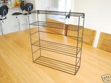 Handmade Iron Wire Rack Shelf Stand Bathroom Kitchen Organizer Storage BL003