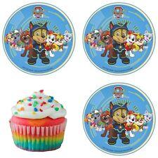 30 Muffinaufleger Paw Patrol C2 Oblaten--24 Stück--Geburtstag---Party
