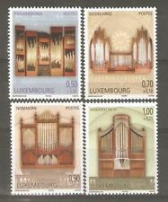 2009 Luxembourg-SG 1868/1871-Pipe Organs-UMM