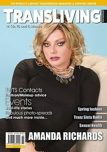 Transliving 55 Magazine Transgender, Non-Binary, X-Dress, Transvestite Lifestyle