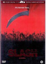 Slash It's Harvest Time Horror Dvd Very Rare