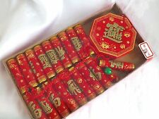 109cm XXXL CHINESE RED DECORATION ARTIFICIAL FIRECRACKERS JAPANESE SHOP PARTY A4
