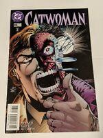 Catwoman #46 June 1997 DC Comics Moench Balent TWO-FACE