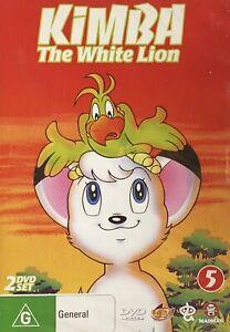 BULK LOT 8 : Children's movies : Kimba the White Lion : See list