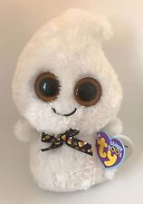 Ty Beanie Boos Boo Phantom the Ghost 6 in Mint with Mint Tags Retired Rare 2011