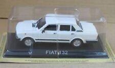 FIAT 132 Limousine 1972 - 1981 white weiss IXO Altaya Atlas S-Preis 1:43