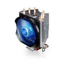ZALMAN CNPS7X LED+ Ultra Quite INTEL AMD CPU Power Cooler Dual Heatsinks DTH