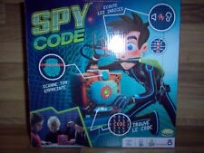 Jeu de Société - Spy Code - Age 6+ - DuJardin - Comme Neuf 100% Complet