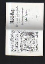 (b91329) ABC livre pour petits et de grands enfants, Harenberg XIXeme tas