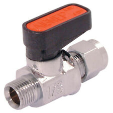 AIR-PRO/AIGNEP VALVES - GAS MINI BALL VALVE 1/4 X 10 7-01571