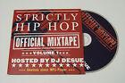 DJ DESUE - STRICTLY HIP HOP VOL 1 OFFICIAL MIXTAPE CD 2005 (PROMO) Samy Deluxe