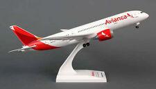 Avianca boeing 787-8 1:200 skymarks skr787 b787 dreamliner b787-8 nuevo tren de aterrizaje