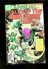 TALES OF THE GREEN LANTERN CORPS ANN 2 (9.2) 1ST APP SODAMYAT (ION) DC (b049)