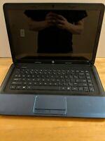 "HP 2000-2d49WM 15.6"" Blue Notebook AMD E-300 - 4GB RAM - 500GB HDD - Windows 10"