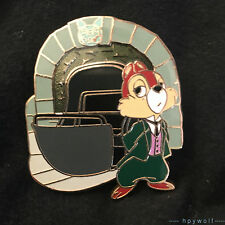 WDI Disney CHIP AS A HAUNTED MANSION MAID Mystery Doombuggy LE 300 Pin