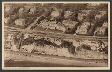 Postcard Bournemouth Dorset the Carlton Hotel early aerial view by Mate