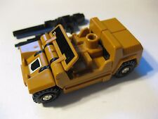 SWINDLE BRUTICUS METAL CHEST VERSION NICE VINTAGE G1 ORIGINAL TRANSFORMER!
