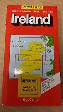 Ireland: GeoCenter Map