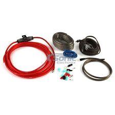 Rockford Fosgate RFK8X Complete 8 AWG Gauge Amplifier Installation Kit