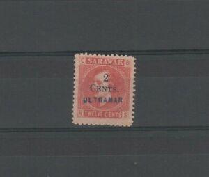 Sarawak / Specimen Stamps