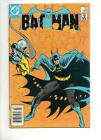 Batman #369 2ND APP DEADSHOT! SUICIDE SQUAD WILL SMITH 1984 VF 8.0 12 Adventures