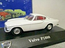 Atlas VOLVO COLLECTION  1:43   VOLVO  P1800  White ( The Saint )  .mint n boxed!