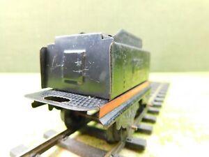D05 Zeuke Spur 0 Tender 1518 für Dampflok