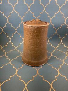 Tim Hurn Studio Pottery Storage Jar