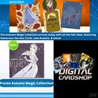 Topps Disney Collect Frozen Autumn Magic 35 Card Set Motion Harvest Characters++