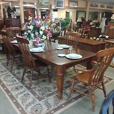 Bob Timberlake Lexington Furniture Farmhouse Dining Table w 6 Chairs Cherry