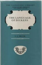 The Language Of Dickens by G L Brook (1970 hardback)