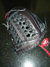 "RAWLINGS PRO PREFERRED PRO1175-4KBMPRO PRO ISSUE BASEBALL GLOVE 11.75"" RH"