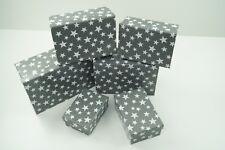 Geschenkboxen 6 Stück Stern Weiß Aufbewahrungsbox Geschenkkarton Verpackung KV