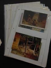 USA : 44 American Indian Picture Post Cards between 1906-1960s. Very Interesting