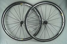 NEW Mavic Aksium Road Wheelset 11/10 spd 700c w/ Continental 25c Tires Wheels
