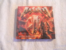 """Majesty """"Hellforces"""" 2006 cd Massacre Records Digipack  NEW"""