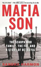 Mafia Son: The Scarpa Mob Family, the FBI, and a S