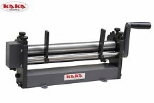 Kaka Industrial Sj320 Slip Roll Machine, 12inch Forming Width in 20 Gauge Capaci