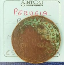 PAPALI PIO VI  MADONNINA 1797  PERUGIA MB/qBB