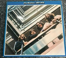 LP THE BEATLES ~ 1967-1970 'BLUE ALBUM' ~  1st UK VINYL PRESS EX/EX