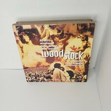 Woodstock. 3 Days of Peace & Music. The Directors Cut. Laserdisc