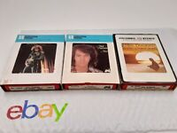 3-Neil Diamond 8 Track Tapes EXCELLENT CONDITION