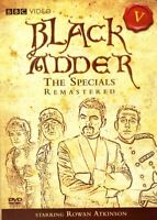 BLACK ADDER REMASTERED V - THE SPECIALS - REMASTERED (DVD)
