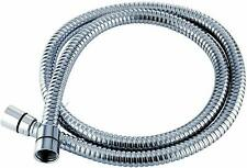 2m Universal Stainless Steel Flexi Shower Hose 2 Meter Shower Pipe Triton GROHE