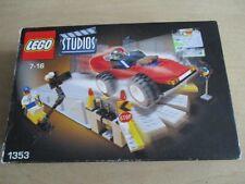 LEGO 1353 Studios Stunt Auto OVP