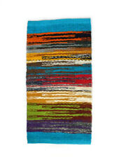 MULTI COLOR NATURAL FIBER FLOOR MAT OR WALL DECOR - VIASOUTH