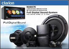 Clarion nx807e NAVIGAZIONE CLARION Full Digital Sound-System prezzo consigliato € 3.196,00