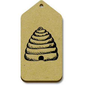 'Bee Hive' Gift / Luggage Tags (Pack of 10) (TG005488)